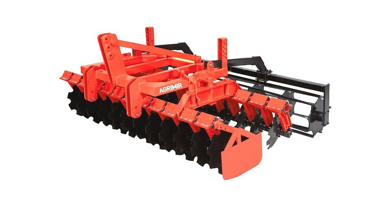 Agrimir Multi Disc Harrow