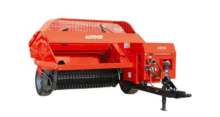 Eren Square Baler (Non-Chopper)