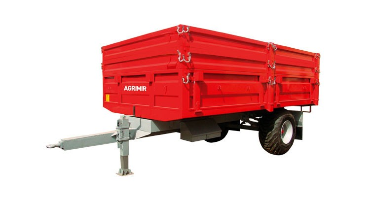 Single-Double Axle & Tandem Trailer